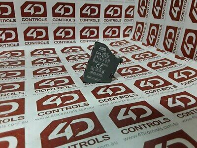 ABB CA5-10 Auxiliary Contact Block - Used