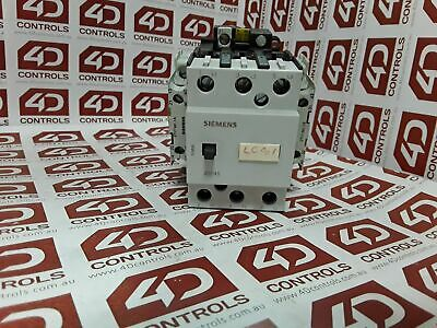 Siemens 3TF4522-0A Contactor - Used