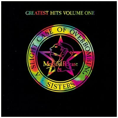 THE SISTERS OF MERCY A Slight Case of Overbombing - Greatest Hits Volume One CD