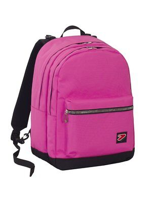 Zaino SEVEN - THE DOUBLE PRO XXL - Rosa - 30 LT schienale compatibile con COVER