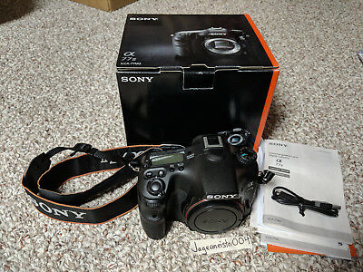USED Sony Alpha a77 II DSLR Camera (Body Only) US Version