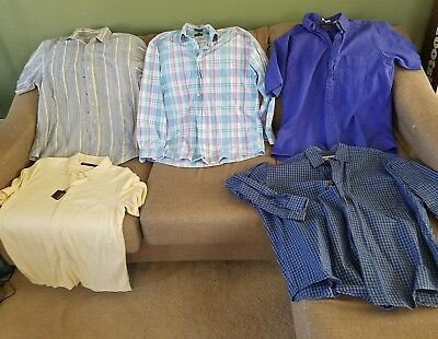 Mens clothes size Large mixed lot of 5