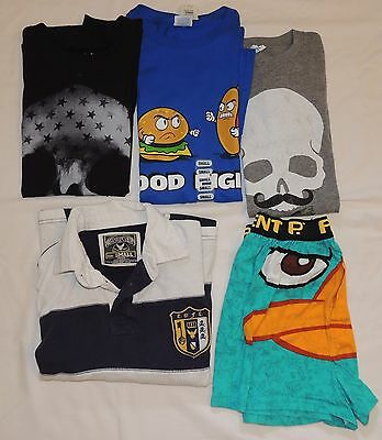 Mixed Lot of Boys/Mens Clothes Size S Lot of 5  FREE SHIPPING