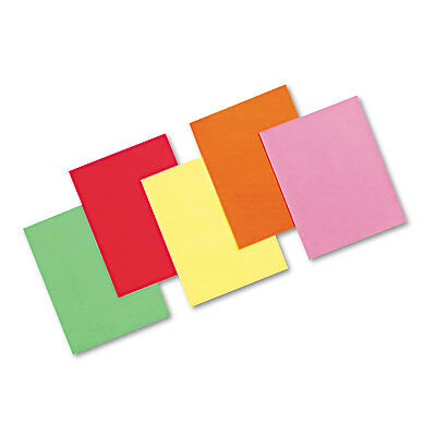 Pacon Array Colored Bond Paper 24lb 8-1/2 x 11 Assorted Brights 500 Sheets/Ream