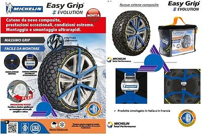 EASY GRIP EVOLUTION 215/55-18 225/55-18 EVO12 **Spedizione Inclusa!!**