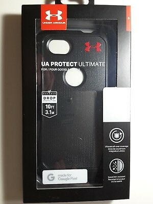 1d568671 UNDER ARMOUR UA Protect Ultimate Case For Google Pixel 2 XL Red ...