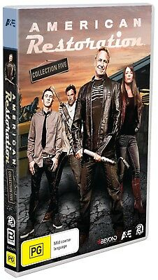American Restoration: Collection 5  DVD $13.99