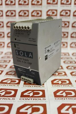 SOLA SDN 4-24-100P Power Supply - Used
