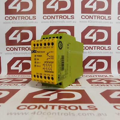 Pilz PNOZ X2.4V Safety Relay - Used