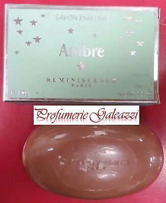 REMINISCENCE AMBRE SOAP (SAPONETTA) - 100 g