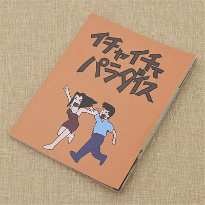 Anime Naruto Kakashi Hatake Jiraiya Notebook Note Pocket-book Collection Diary