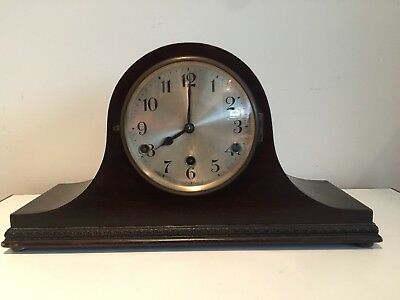 Vintage 1920/40 Mantle Clock Westminster Chime Lovely Sound