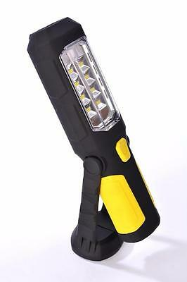 Electralight Smd Work Light & Torch 200 Lumens Ultra Bright Garage Workplace Lb4