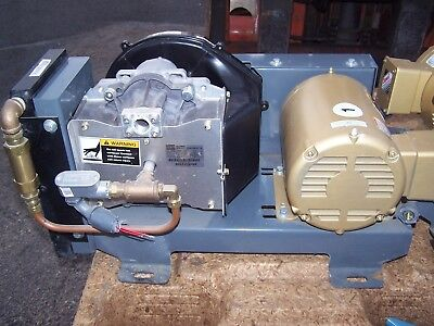 Atlas Copco Atsl-165E Oilfree Scroll Compressor 8 Bar 6.8 L/s  5 Hp