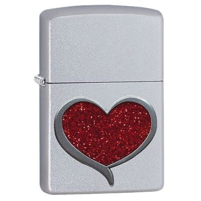 BRIQUET ZIPPO ESSENCE NEUF - COEUR RELIEF ( Original , Tempete , Collection )