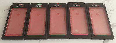 Lot of 5: Nubia Clear Phone Case for Nubia Z11 Mini NX529JCASE 6934933078109