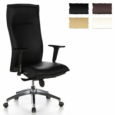 Office Chair / Executive Chair MURANO 20 Leather hjh OFFICE