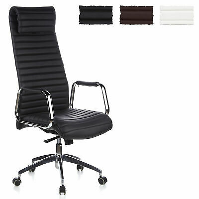 Office Chair / Executive Chair ASPERA 20 Napa Leather hjh OFFICE