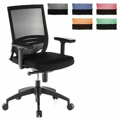 OFFICE SWICEL CHAIR ERGONOMIC COMPUTER SEAT PORTO BASE MESH BACKREST hjh OFFICE