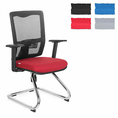 Conference Chair / Cantilever Chair CARLTON PRO V Fabric hjh OFFICE