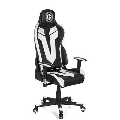 Gaming Chair / Office Chair GAMEBREAKER VR 12  Faux Leather hjh OFFICE