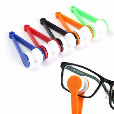 Lens Microfibre Micro Fibre Optic Cleaner Glasses Spectacles Eyeglasses Clean