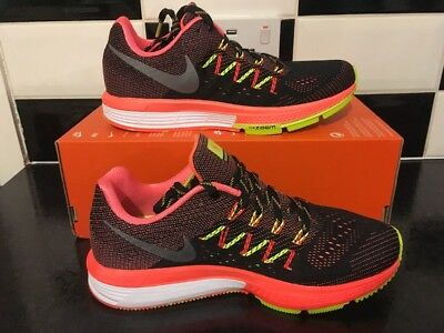 8bc622b325448 NIKE WOMENS air zoom vomero 10 running trainers 717441 501 sneakers ...