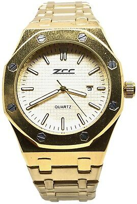 cbc292ee818f Orologio Unisex Uomo Donna Quartz Clip Stainless Steel Zcc Watch Shop Online