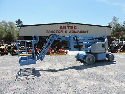 2008 Genie Z40/23N Rj Articulating Boom Lift - Jlg - Low Hours - Good Condition!