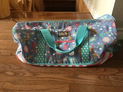 Matilda Jane Winter Fawn Duffel Bag