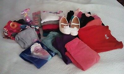 GIRLS SIZE 6x, 7, & 8 CLOTHING LOT 22PIECES GYMBOREE, TCP, AND MORE 2 free gifts