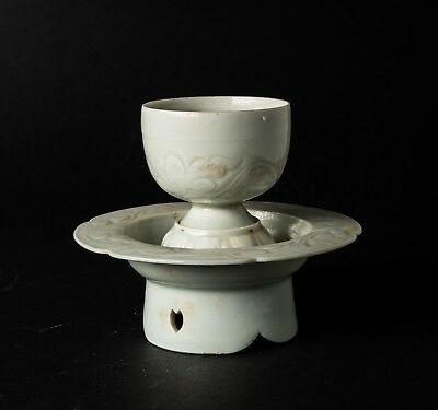 Song Chinese Antique Huozhou Stoneware Tea Cup