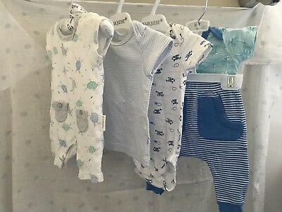 Purebaby Marquise 000 Boys Bundle
