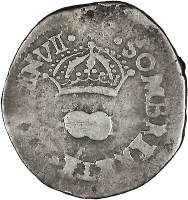Mexico (War of Independence, Sombrerete), 1812, Real, FINE, RARE ISSUE!