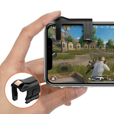 PUBG Phone Shooter Controller Gaming Trigger Gamepad Fire Button Handle L1R1 ZL1