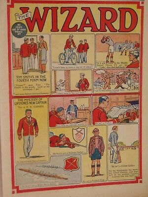 THE WIZARD   COMIC......VINTAGE ISSUE.......9th December  1950