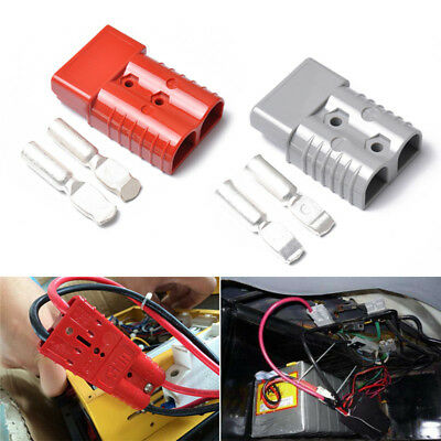 175A 600V Battery Quick Connect Disconnect Power Plug quick connector winch trailer battery connect disconnect wire