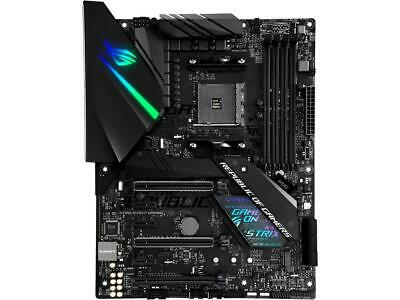 ASUS ROG Strix X470-F Gaming AM4 AMD X470 SATA 6Gb/s USB 3.1 HDMI ATX AMD Mother