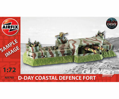 Airfix A05702 D-Day Coastel Defence Fort in 1:72 NEU