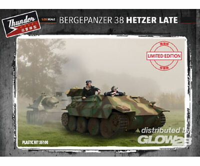Thundermodels 35100 Bergepanzer 38 Hetzer Late(Limited Editio in 1:35