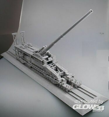 Hobby Boss 82911 German 80cm K(E) railway gun Dora in 1:72 NEU