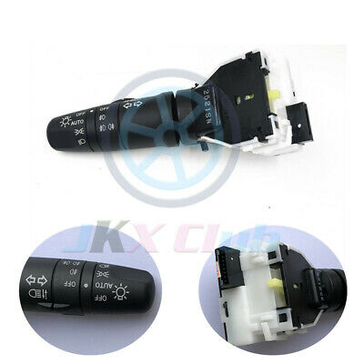 Auto HeadLight Turn Signal Fog Light Steering Column Switch Fit For Nissan OEM
