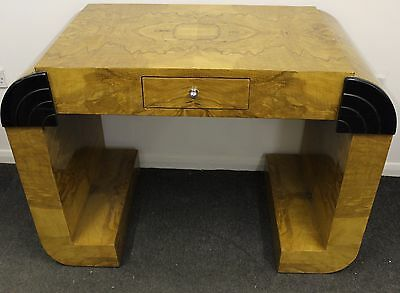 Art Deco Style Furniture Desk | Writing Table With Drawer - Furniture C249