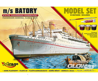 Mirage Hobby 850091 m/s BATORY(Trans-Atlantic Passenger-Gene General Cargo Ship)