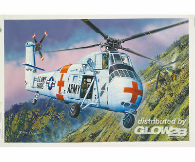 MRC 64103 CH-34 US ARMY Rescue in 1:48 NEU