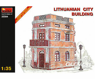 MiniArt 35504 Litauisches Stadthaus in 1:35