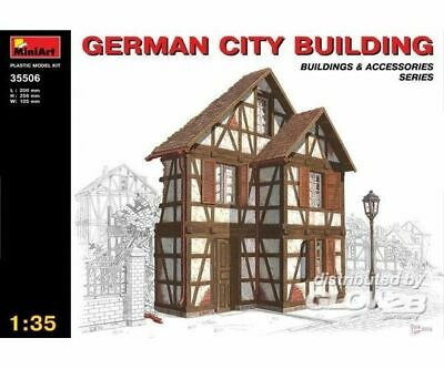MiniArt 35506 Deutsches Stadthaus in 1:35
