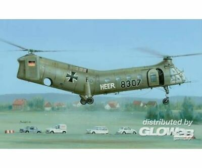 Special Hobby 100-SH48088 H-21 Workhorse `German u. French Marking` in 1:48 NEU