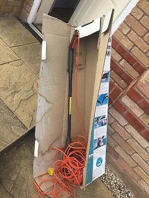 Flymo Multi Trim 200 Electric Grass Trimmer and Edger - Used Condition