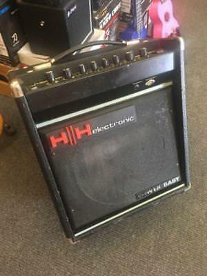 HH Electronic Power Baby Guitar Amplifier